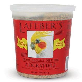 LAFEBER COMPANY LAFEBER COCKATIEL PELLETS 1.25#