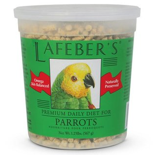 LAFEBER COMPANY LAFEBER PARROT PELLETS 1.25#
