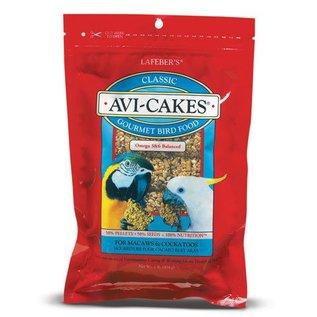 LAFEBER COMPANY LAFEBER AVI-CAKE MACAW/COCKATOO 16 OZ BAG