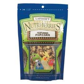LAFEBER COMPANY LAFEBER COCKATIEL NUTRI-BERRIES POPCORN 4OZ BAG
