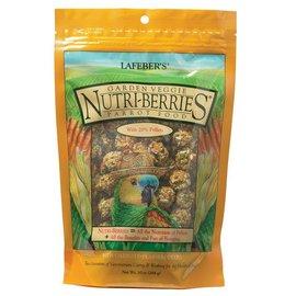 LAFEBER COMPANY LAFEBER PARROT NUTRI-BERRIES GARDEN VEGGIE  10OZ BAG