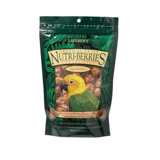 LAFEBER COMPANY LAFEBER CONURE NUTRI-BERRIES TROPICAL  FRUIT 10OZ BAG