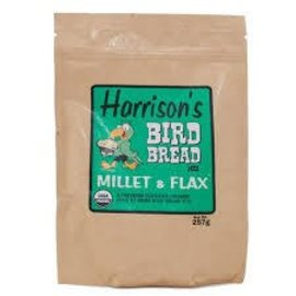HARRISON'S HARRISON'S BIRD BREAD MIX MILLET & FLAX 9 oz.