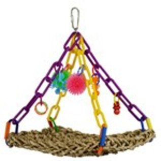 "SUPERBIRD CREATIONS Super Bird Creations Mini Flying Trapeze 9"" x 7"""