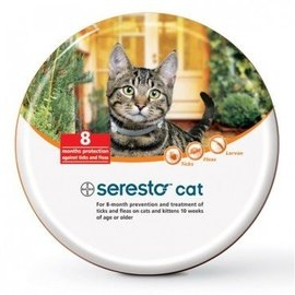 BAYER HEALTHCARE Seresto Flea & Tick Collar for Cats & Kittens