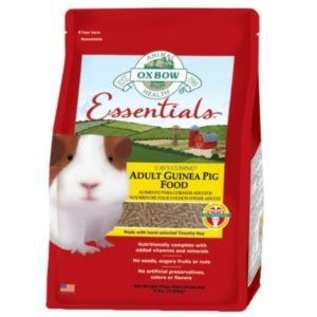 OXBOW Oxbow Essentials Adult Guinea Pig Food 10 lb.