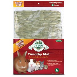 OXBOW OXBOW SMALL ANIMAL TIMOTHY MAT MEDIUM