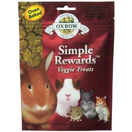 OXBOW OXBOW SMALL ANIMAL SIMPLE REWARD VEGETABLE TREAT 2OZ
