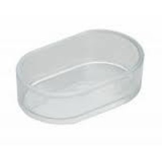 ABBA PRODUCTS ABBA  (40) AB 72 OVAL CUP CLEAR