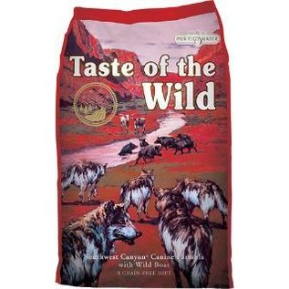 TASTE OF THE WILD SOUTHWEST CANYON DOG 5#