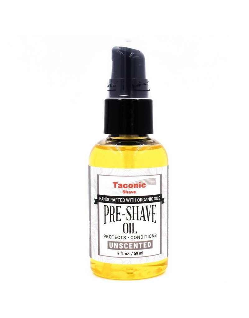 Taconic Shave Unscented Pre-Shave Oil