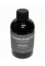 The Artisan Soap Shoppe The Artisan Soap Shoppe - Genesis Aftershave Splash