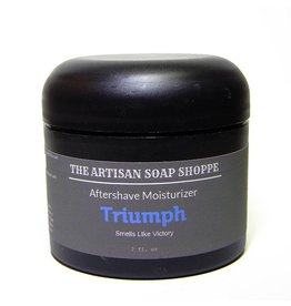The Artisan Soap Shoppe The Artisan Soap Shoppe - Triumph Post Shave Moisturizer