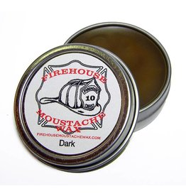 Firehouse Moustache Wax Firehouse Moustache Wax - Dark