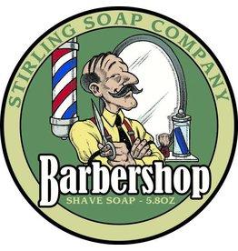 Stirling Soap Co. Stirling Shave Soap - Barbershop