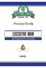 Stirling Soap Co. Stirling Aftershave Splash - Executive Man