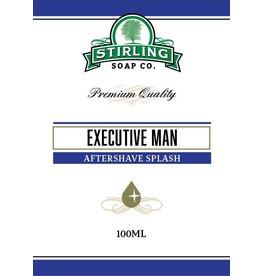 Stirling Soap Co. Stirling Aftershave Splash - Executive Man