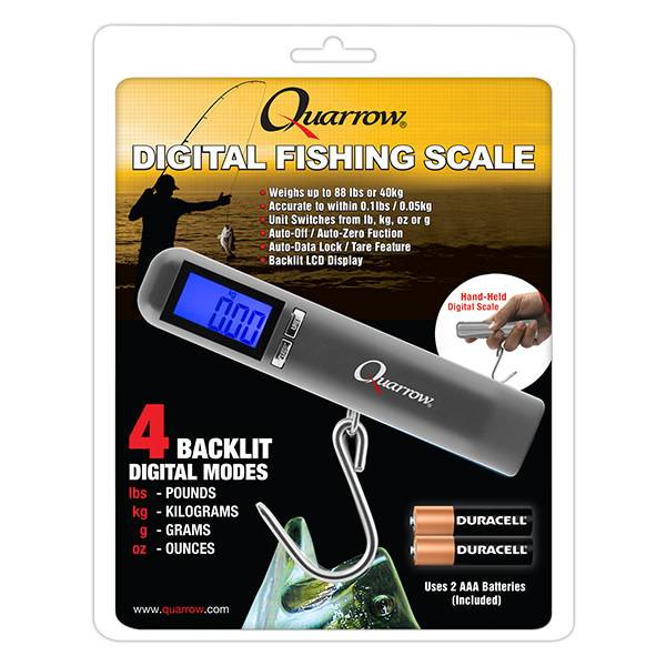 Quarrow Quarrow Digital Fishing Scale