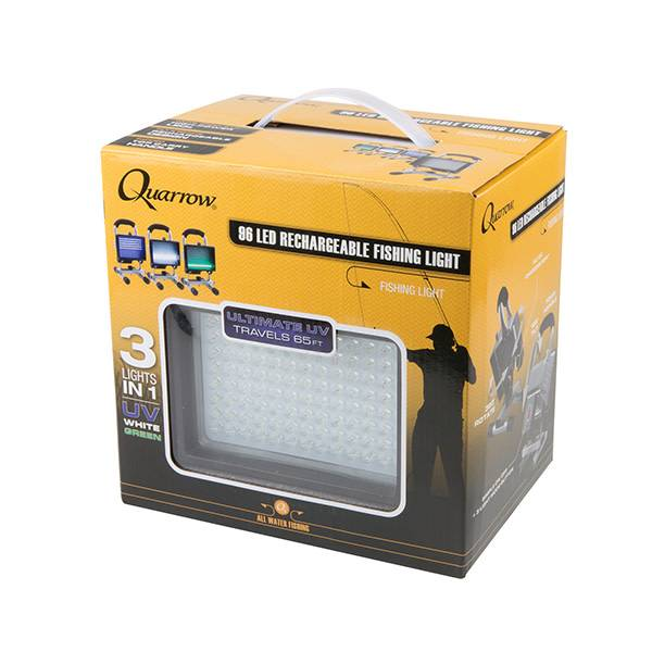 Quarrow Quarrow 96 LED Rechargeable Fishing Light