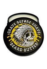 Grave Before Shave Grave Before Shave Beard Butter - Teak Wood