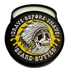 Grave Before Shave Grave Before Shave Beard Butter - Teak Wood
