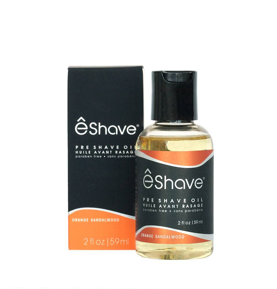eShave eShave Pre Shave Oil - Orange Sandalwood