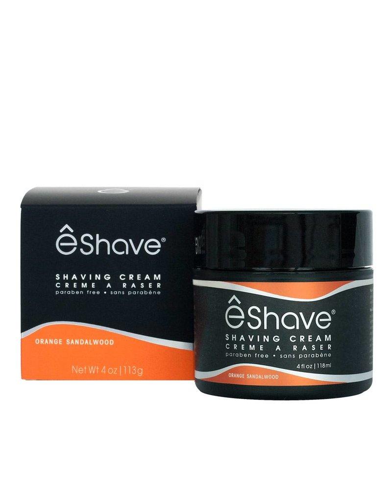 eShave eShave Shaving Cream - Orange Sandalwood