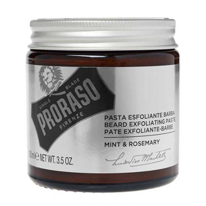 Proraso Proraso Single Blade Beard Exfoliating Paste