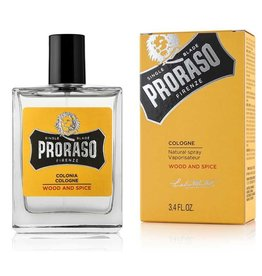 Proraso Proraso Single Blade Wood & Spice Cologne