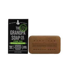 The Grandpa Soap Co. Pine Tar Soap 3.25 oz