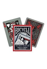 Bicycle Bicycle Playing Cards - Tragic Royalty