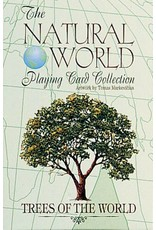 Trees of the World Playing Cards