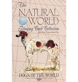 Dogs of the World Playing Cards