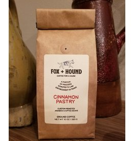 Fox + Hound Fox + Hound Coffee - Cinnamon Pastry