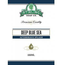Stirling Soap Co. Stirling Aftershave Splash - Deep Blue Sea