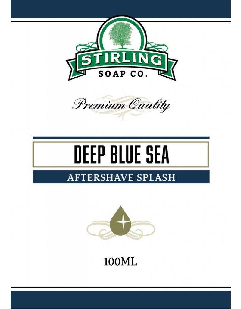 Stirling Soap Co. Stirling Aftershave Splash - Deep Blue Sea