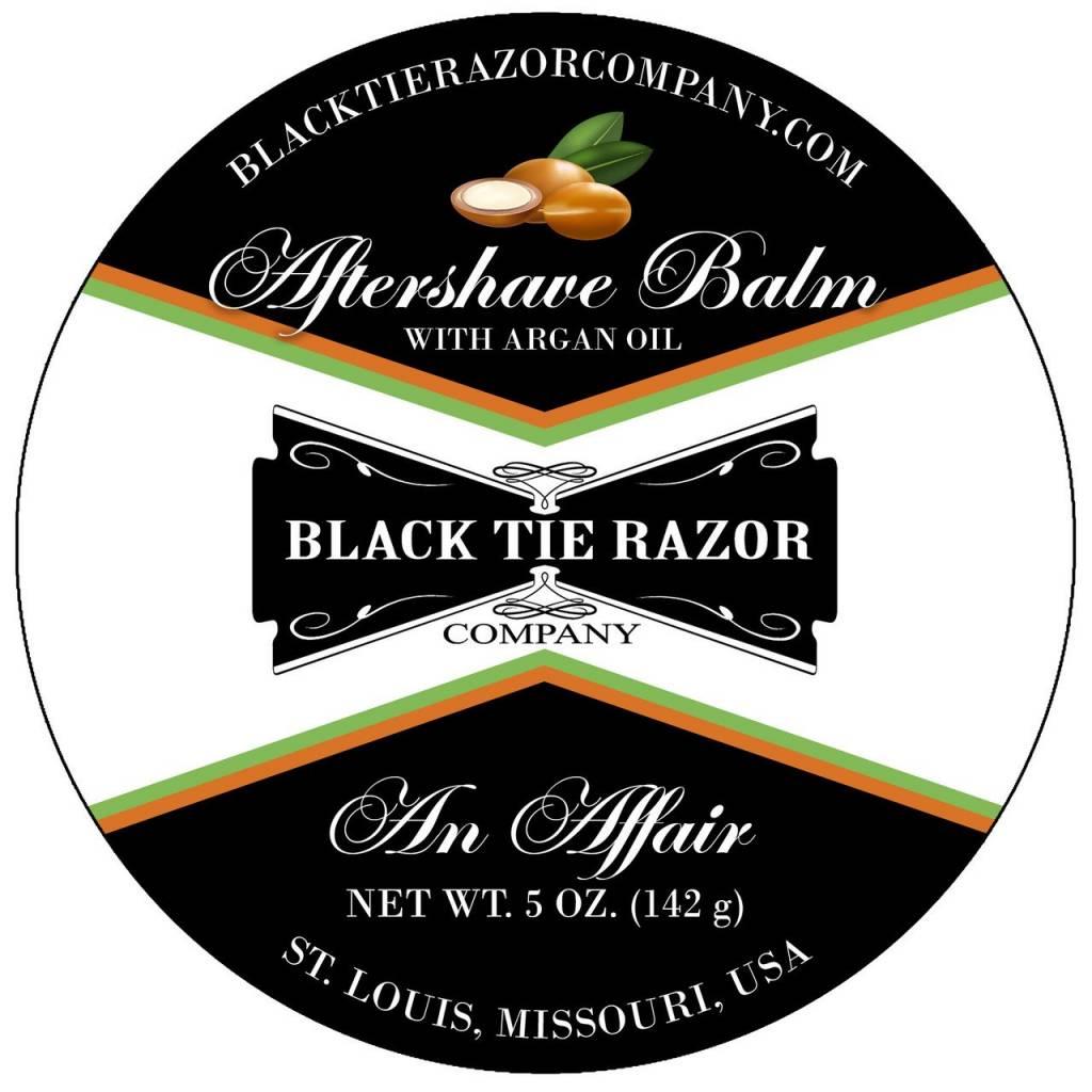 Black Tie Razor Company Black Tie Razor Co. Aftershave Balm - An Affair
