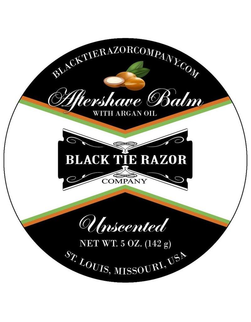 Black Tie Razor Company Black Tie Razor Co. Aftershave Balm - Unscented
