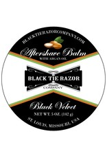 Black Tie Razor Company Black Tie Razor Co. Aftershave Balm - Black Velvet