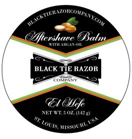 Black Tie Razor Company Black Tie Razor Co. Aftershave Balm - El Hefe