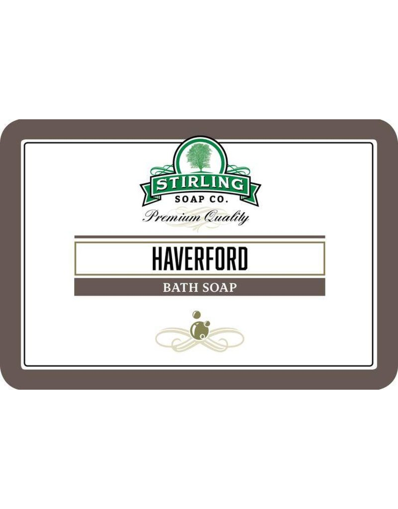 Stirling Soap Co. Stirling Bath Soap - Haverford