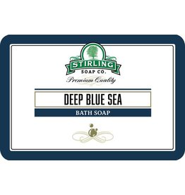 Stirling Soap Co. Stirling Bath Soap - Deep Blue Sea