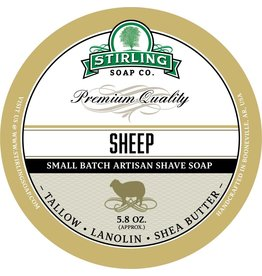 Stirling Soap Co. Stirling Shave Soap - Sheep