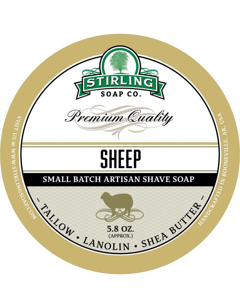 Stirling Soap Co. Stirling Shave Soap - Sheep