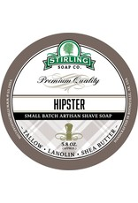 Stirling Soap Co. Stirling Shave Soap - Hipster