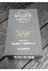 Wilder & Co. Wilder & Co. Premium Soap - Pear + Vanilla