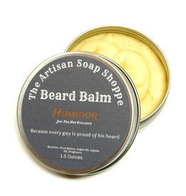 The Artisan Soap Shoppe The Artisan Soap Shoppe -  Humidor Beard Balm 1.5 oz