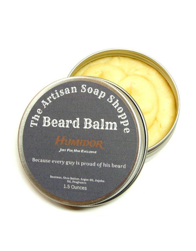 The Artisan Soap Shoppe The Artisan Soap Shoppe -  Humidor Beard Balm 1.5 oz
