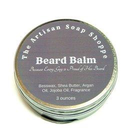The Artisan Soap Shoppe The Artisan Soap Shoppe -  Barbershop Beard Balm 3 oz.