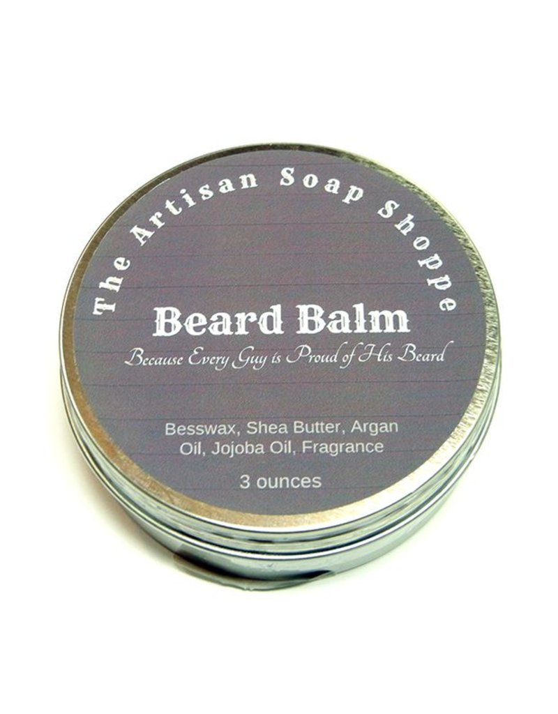 The Artisan Soap Shoppe The Artisan Soap Shoppe -  Barbershop Beard Balm 3 oz.